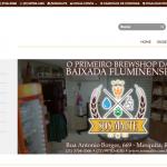 Loja virtual para loja de insumos de cerveja