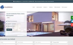 Criação de imobiliária virtual